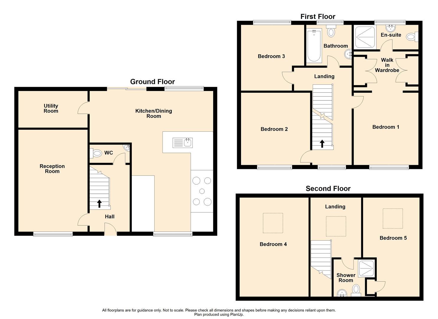 5 Bedroom Detached House For Sale - 4 Burghfield Drive.jpg